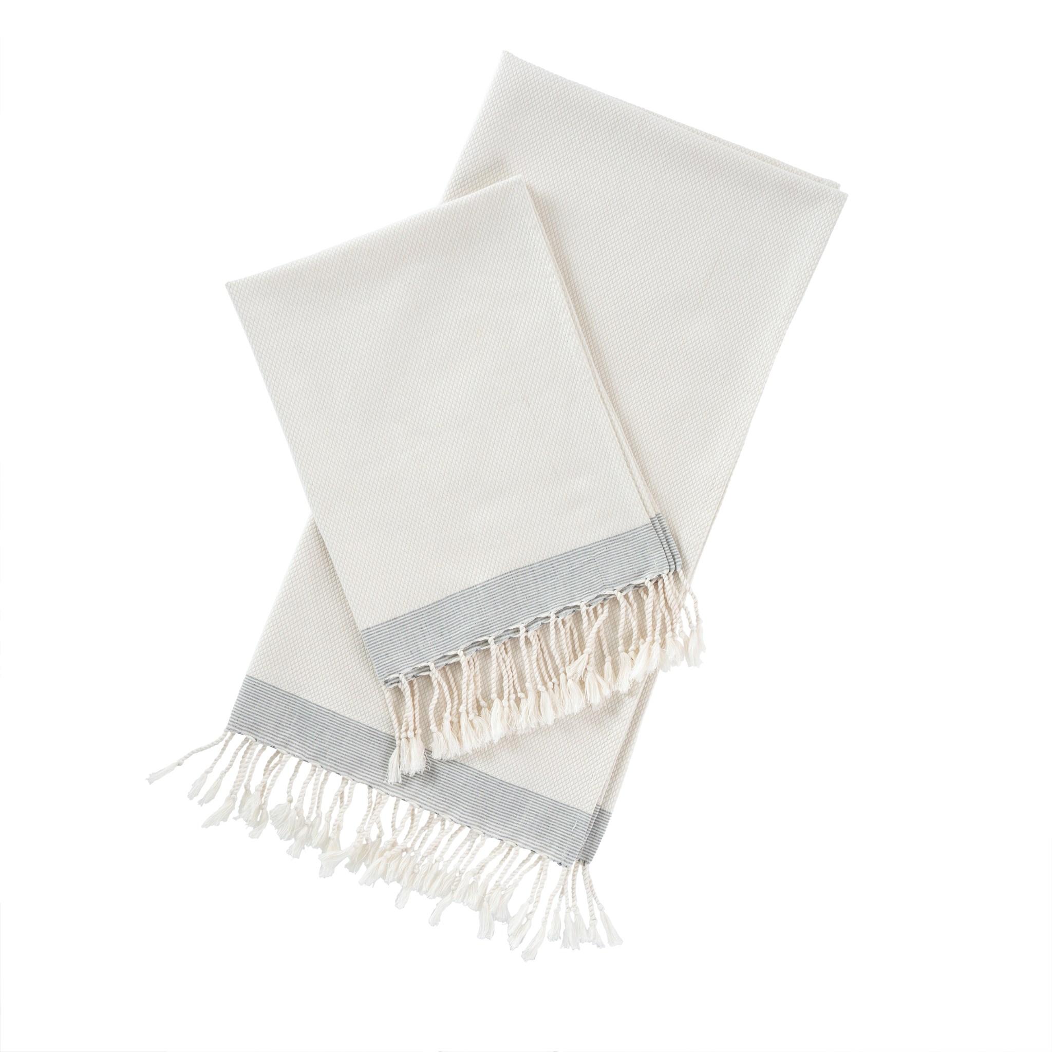 Handloom Turkish Hand Towel